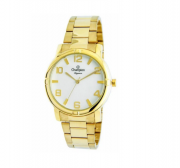 Relógio Champion Feminino Dourado - Elegance - CN25181W