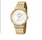 Relógio Champion Feminino Dourado - CN29481D