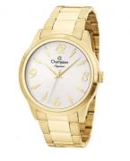 Relógio Champion Feminino Dourado - Elegance -  CN26304