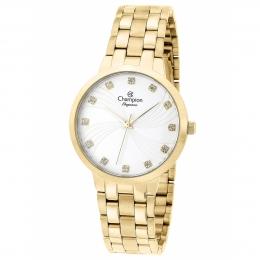 Relógio Champion Feminino Dourado - Elegance - CN24084H