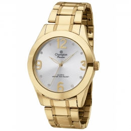 Relógio Champion Feminino Dourado - Passion - CH24268D
