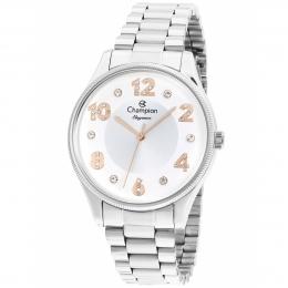 Relógio Champion Feminino Prateado - Elegance - CN24002Q