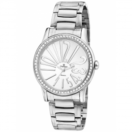 Relógio Champion Feminino Prateado - Passion - CH25936Q