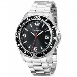 Relógio Champion Masculino Prateado - Esportivo - CA31248T
