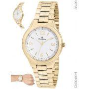 Relógio Champion Unissex Dourado