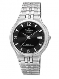 Relógio Champion Masculino Prateado - Stell - CA20527T
