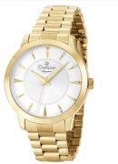 Relógio Champion Feminino Dourado - Elegance - CN25092H