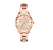 Relógio Michael Kors Feminino Rosé
