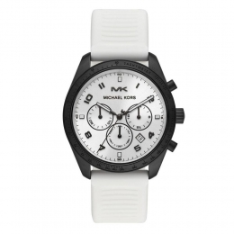 Relógio Michael Kors Unissex Branco - MK8685/8BN