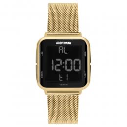 Relógio Mormaii Feminino Dourado - Digital - MO6600AH/8D