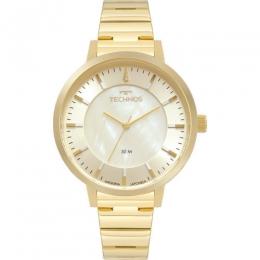 Relógio Technos Feminino Dourado - Fashion Trend - 2033CQ/4X