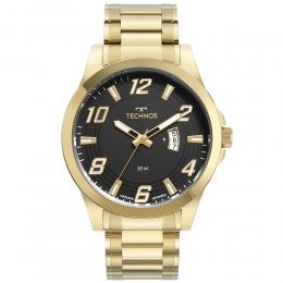 Relógio Technos Masculino Dourado - Racer - 2115MXZ/1P