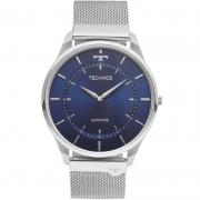 Relógio Technos Masculino Prata - 9T22AI/1A