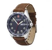 Relógio Victorinox  Masculino Marrom - Fieldforce Masculino - 241848