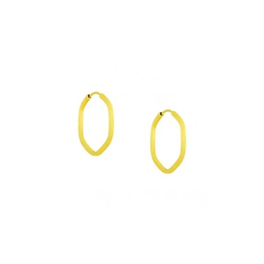 ARGOLA EM OURO 18K