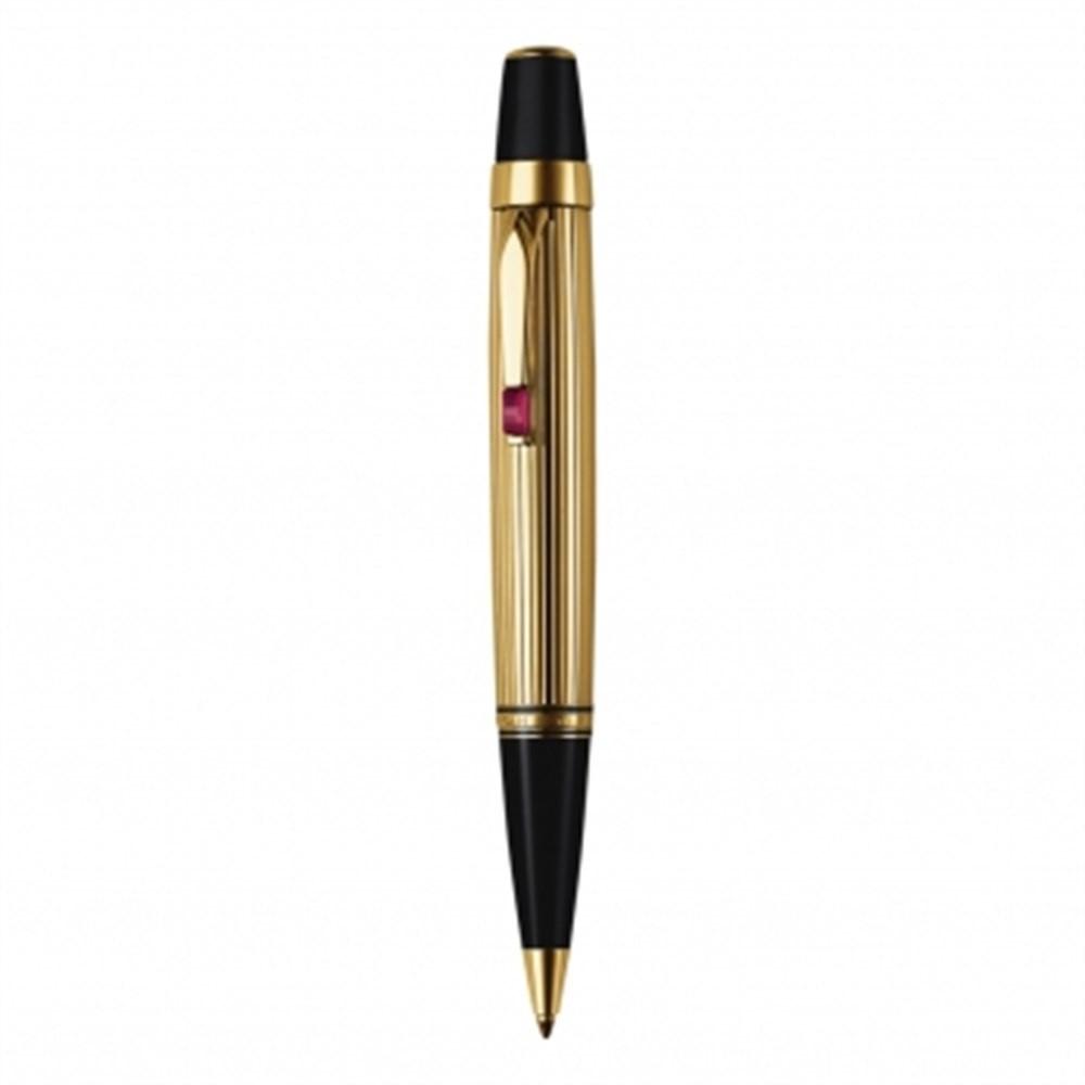 Instrumento de Escrita Montblanc - Bohème Gold Plated Rouge - 5814