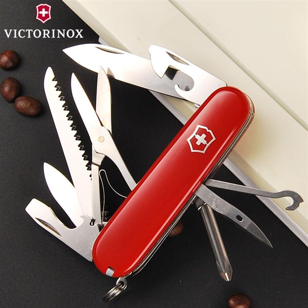 Canivete Suíço Victorinox Vermelho - Fieldmaster - 1.4713