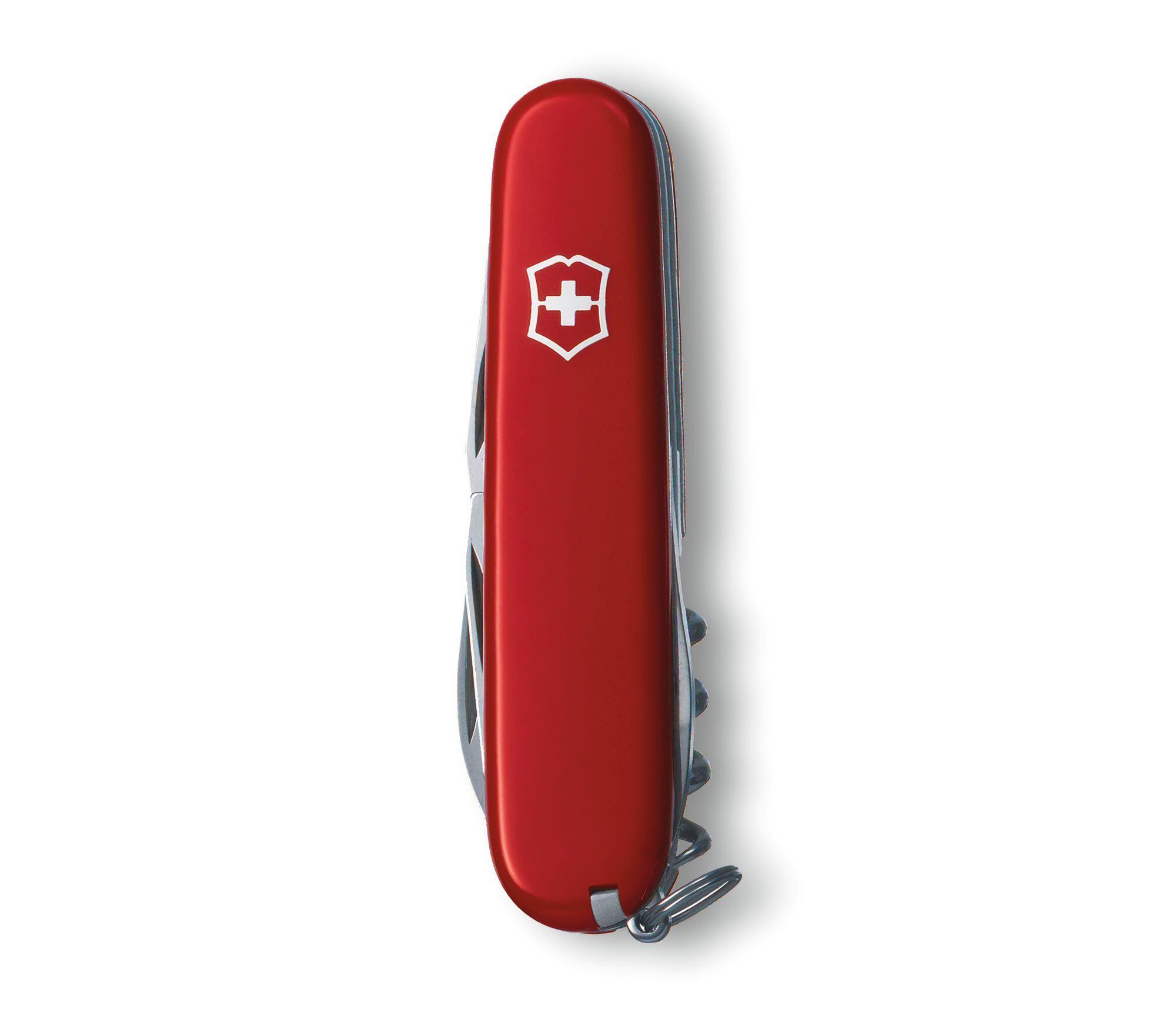 Canivete Suíço Victorinox Vermelho - Spartan - 1.3603