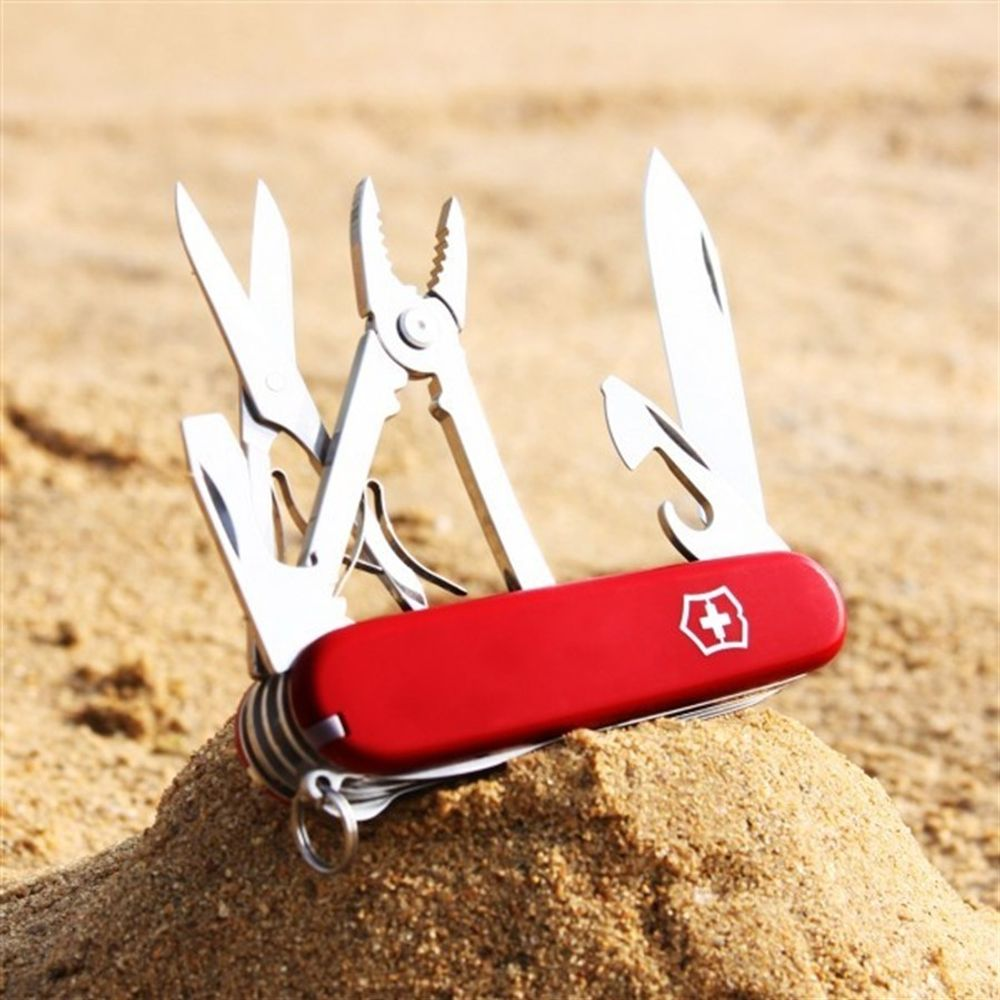 Canivete Vermelho Victorinox - Deluxe Tinker - 1.4723