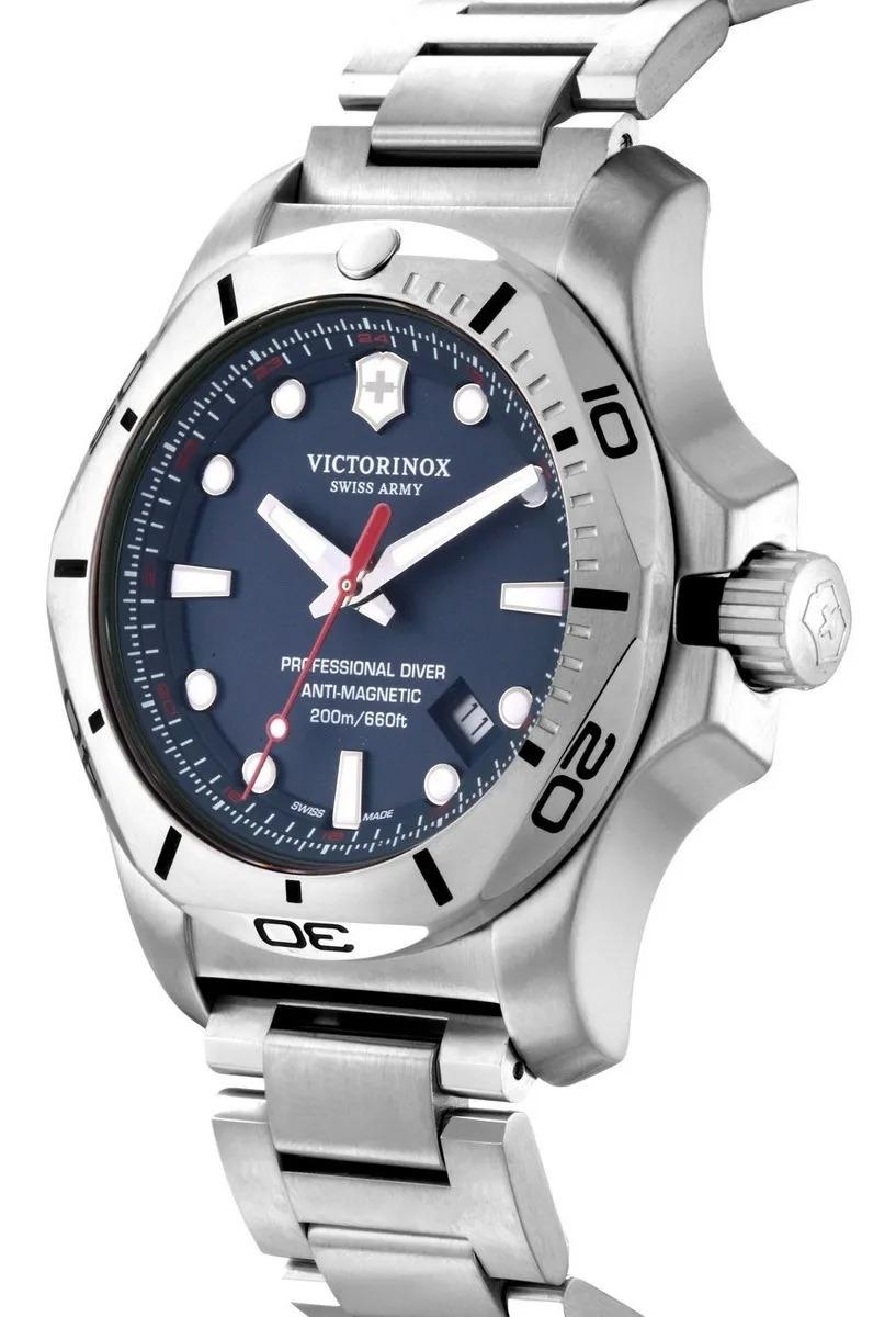 Relógio Victorinox Masculino Azul - Professional Diver - 241782