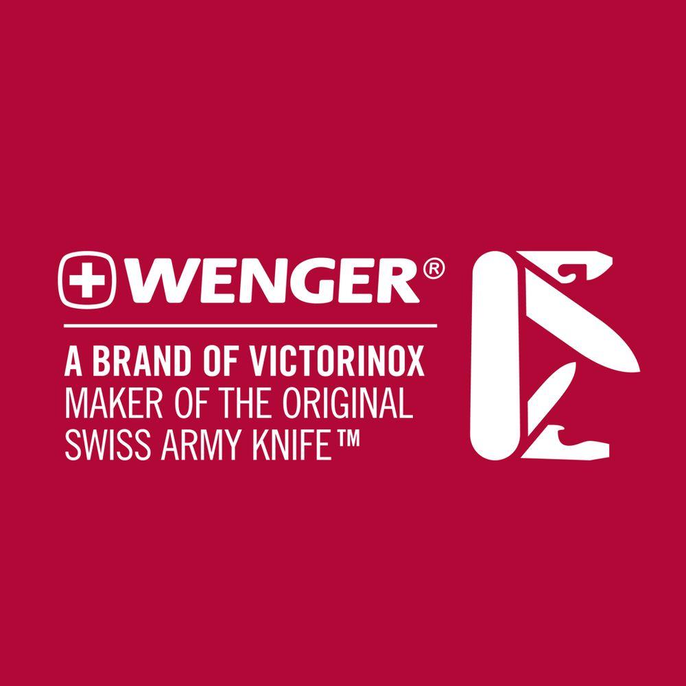 Mochila Preta Wenger - Roadjumper Essential - 604429