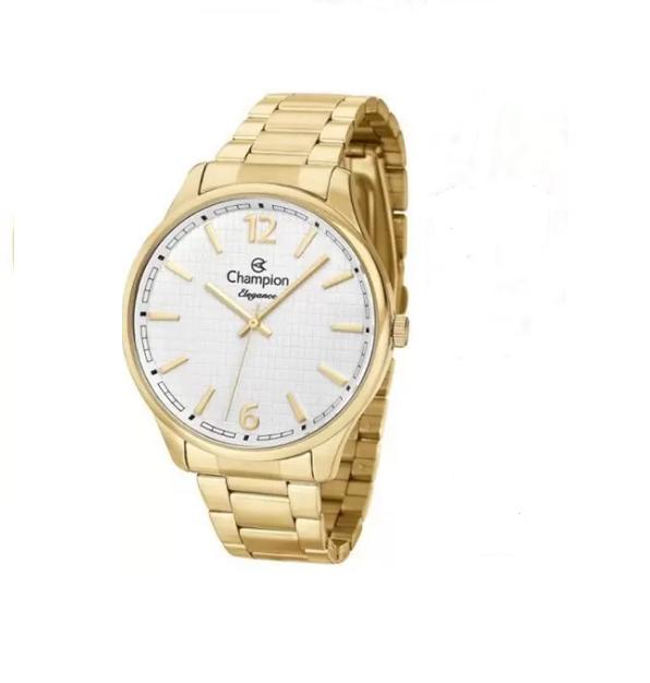 Relógio Champion Feminino - Dourado - Elegance - CN27670H