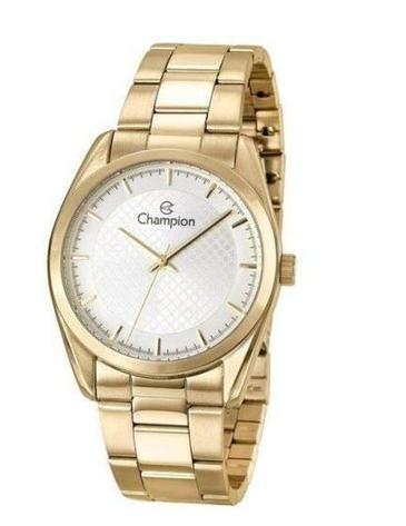 Relógio Champion Feminino Dourado - CN29525H