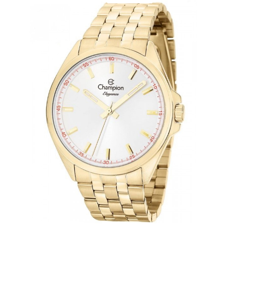 Relógio Champion Feminino Dourado - Elegance - CN27705W