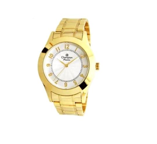Relógio Champion Feminino Dourado -Passion - CN24137S