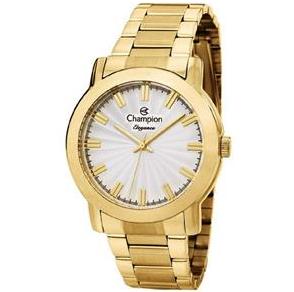 Relógio Champion Feminino Dourado - Elegance - CN26617S