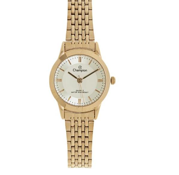 Relógio Champion Feminino  Dourado - CH26659H