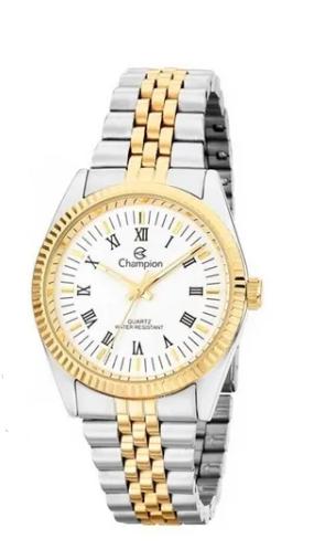 Relógio Champion Feminino Bicolor - CH24777E