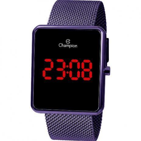 Relógio Champion Feminino Preto - Digital - CH40080L