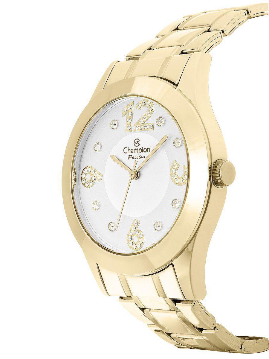 Relógio Champion Feminino Dourado - CN29178B
