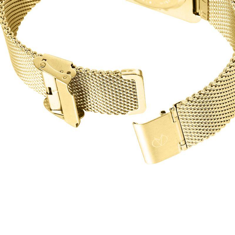 Relógio Champion Feminino Dourado - Digital Led - CH40080V