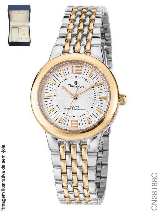 Relógio Champion Feminino Misto