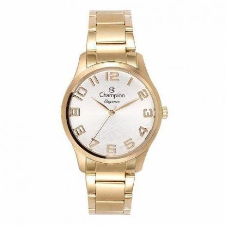 Relógio Champion Feminino Dourado - Elegance - CN26064W