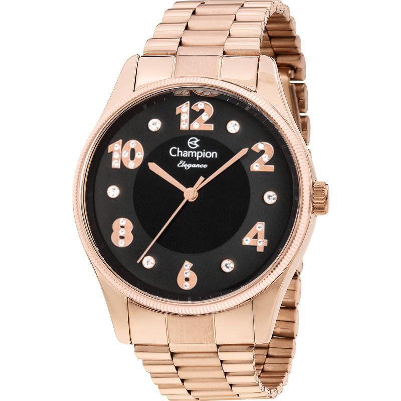 Relógio Champion Feminino Rosê