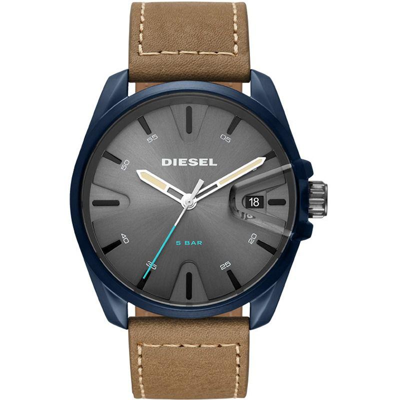 Relógio Diesel Masculino Azul - Brave Blue - DZ1867