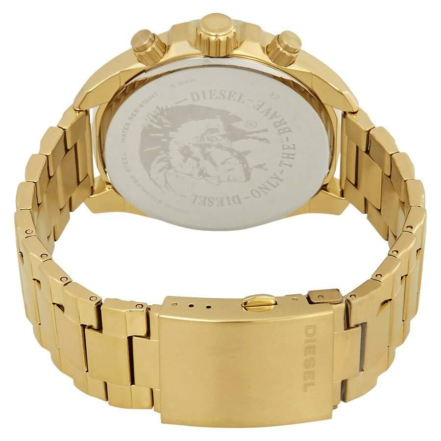 Relógio Diesel  Masculino Aço Dourado - DZ4475/0DN