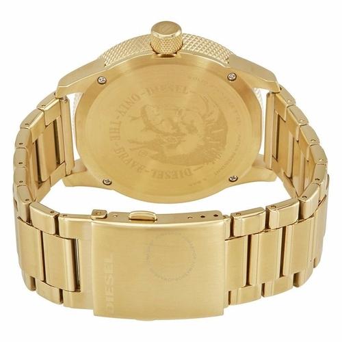 Relógio Diesel Masculino Dourado - DZ1761/4DN
