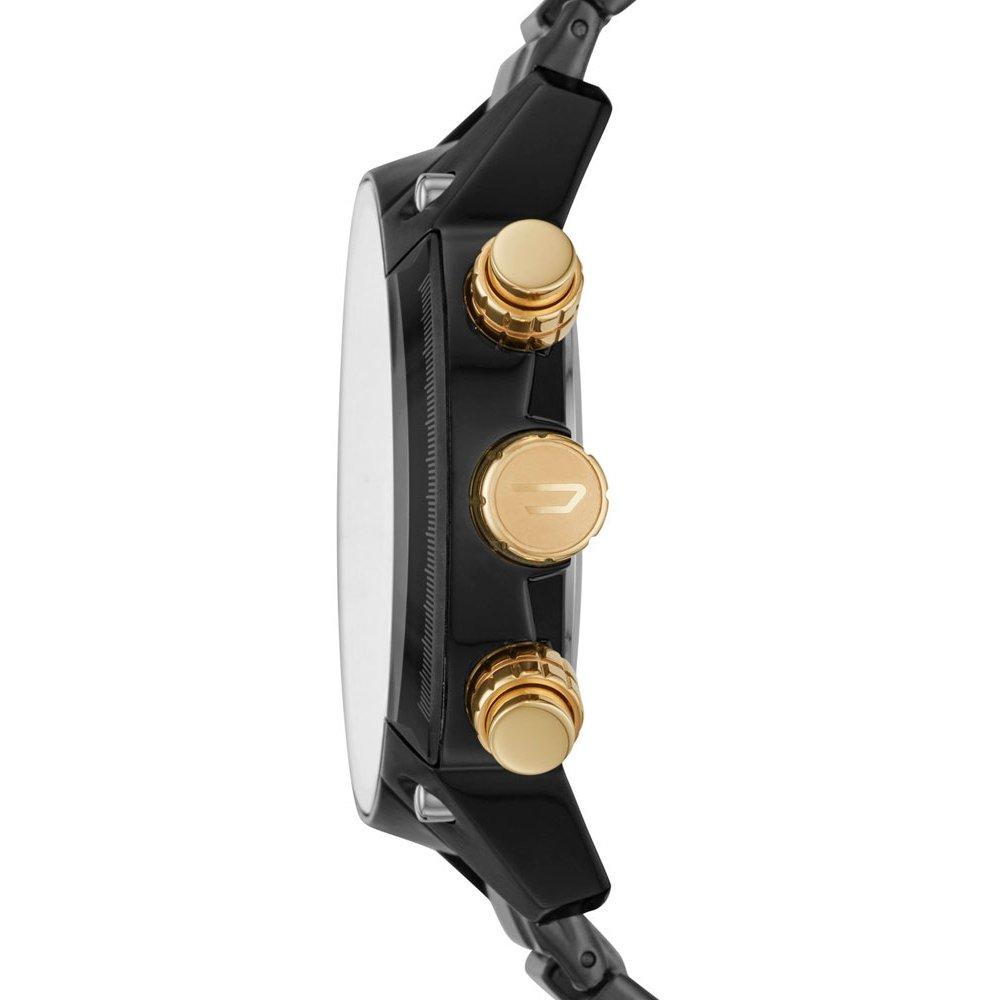Relógio Diesel Masculino Preto -  Overflow - DZ4504