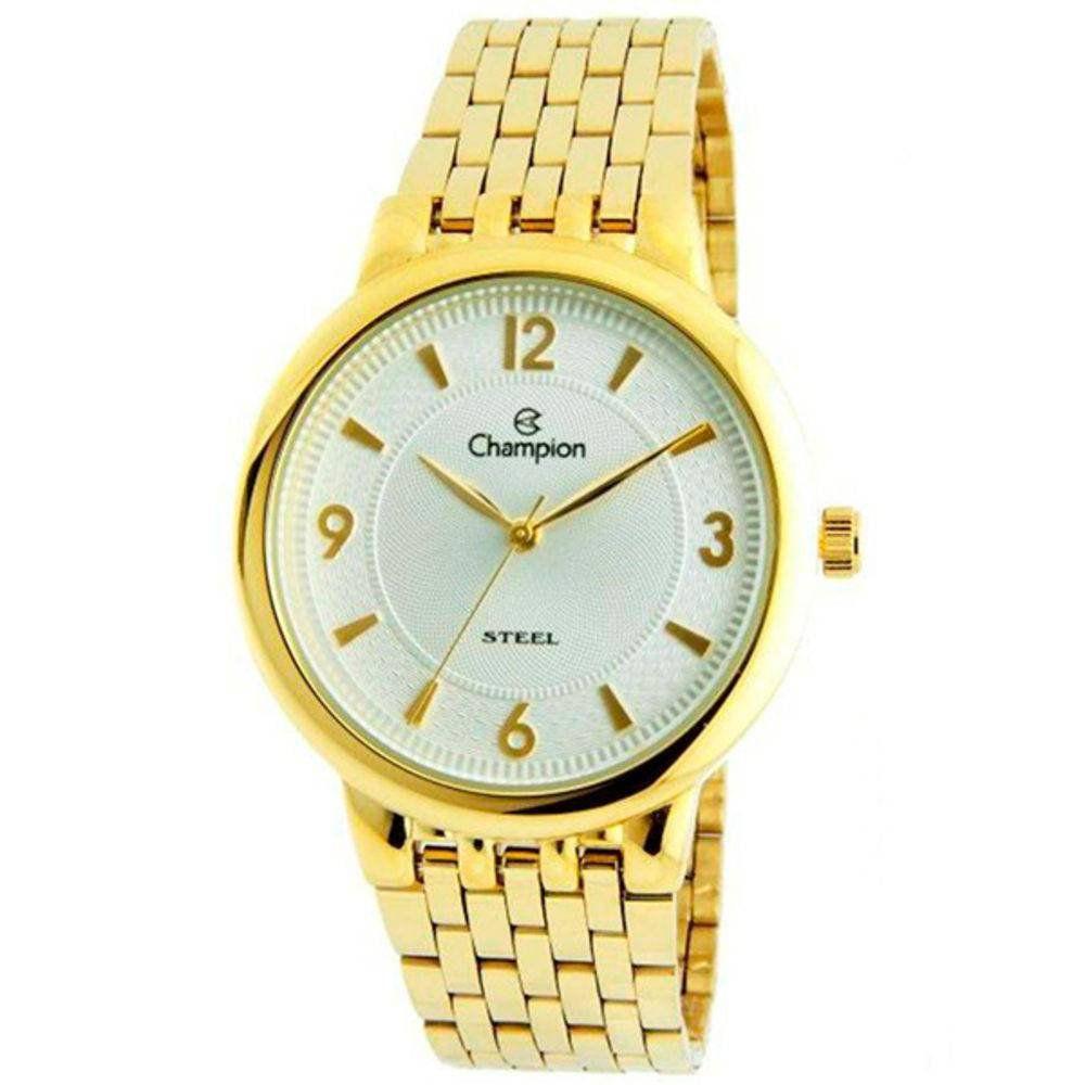 Relógio Champion Feminino Dourado em Aço Inoxidável - CA21731H