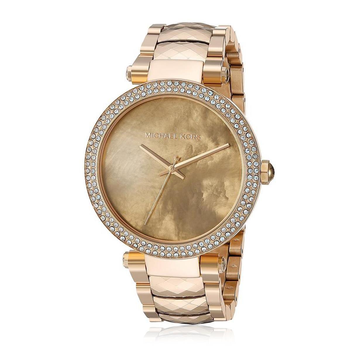 Relógio Feminino Michael Kors Analógico Dourado