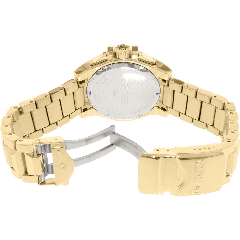 Relógio Invicta Feminino Dourado -  Excursion - 16102
