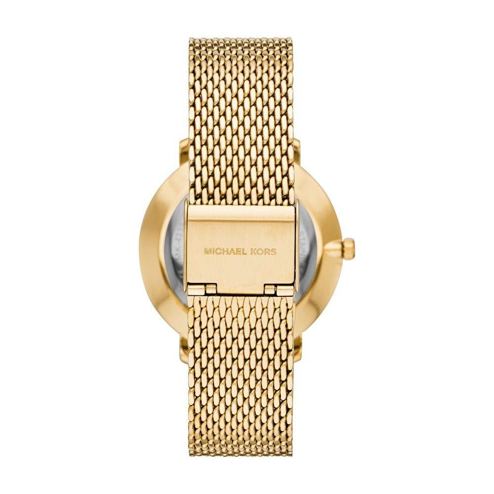 Relógio Michael Kors Feminino Dourado - Pyper - MK4339/1DN