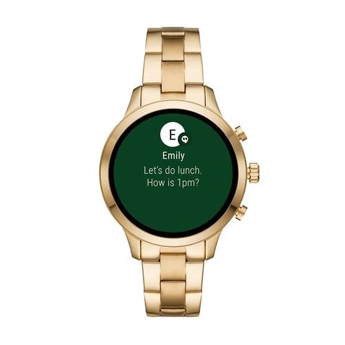 Relógio Michael Kors Smartwatch Dourado - MKT5045/1DI