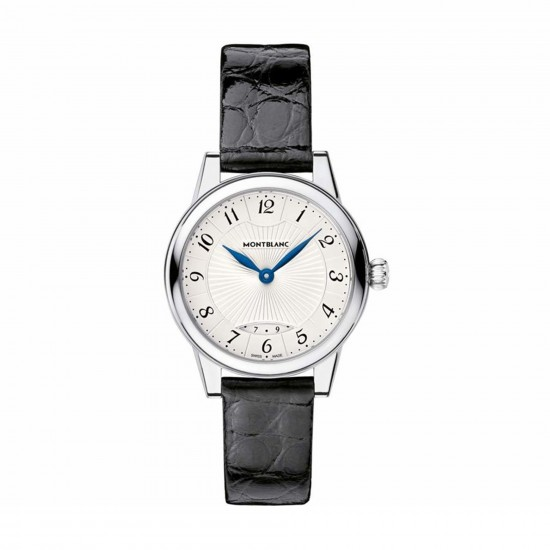 Relógio Montblanc Feminino Preto - Bohème Date - 111206