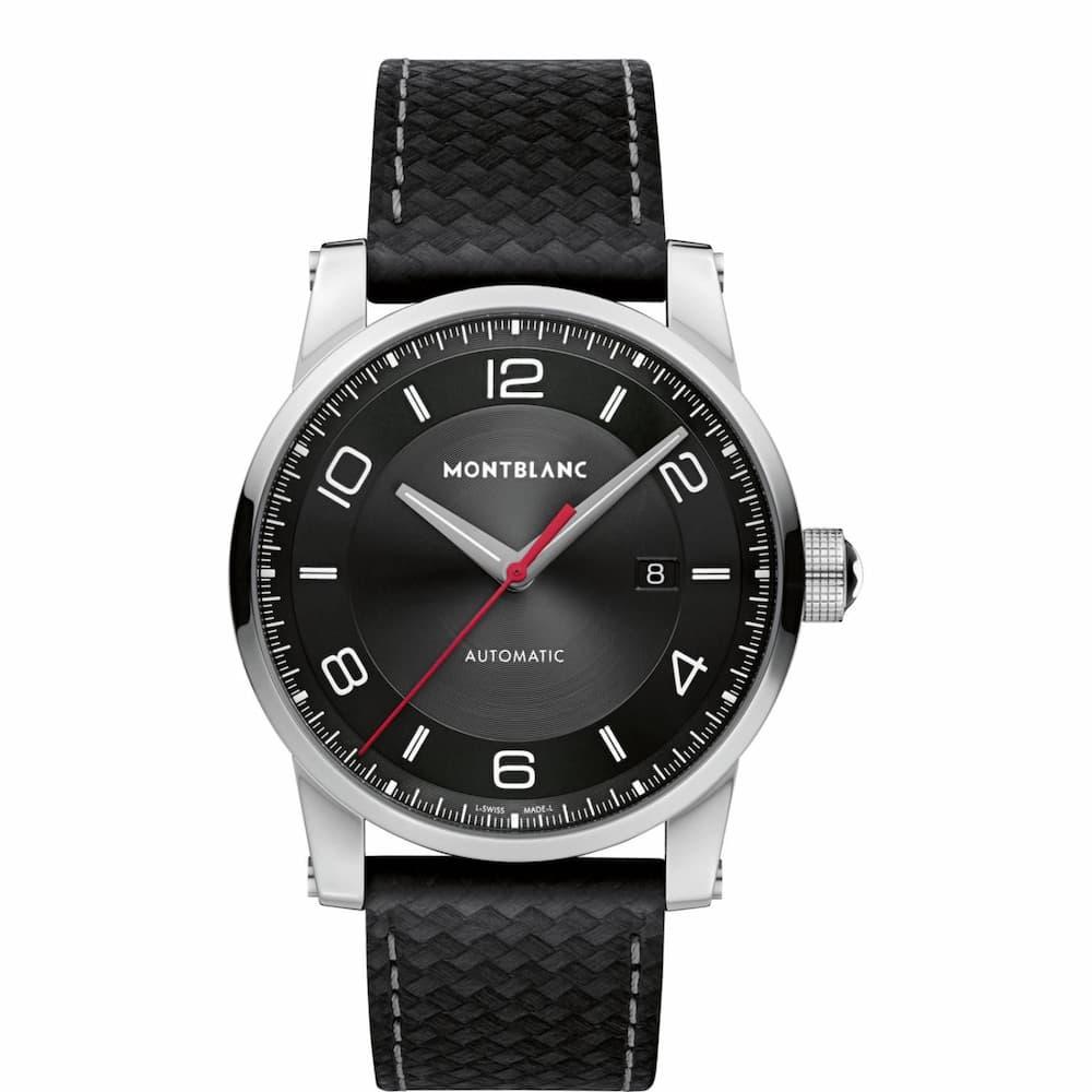 Relógio Montblanc Masculino Preto - TimeWalker Urban Speed Date Automatic - 113877