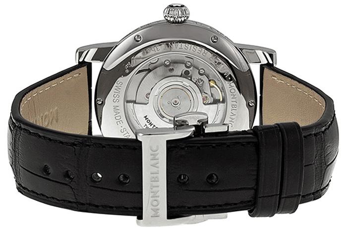 Relógio Montblanc  Unisex Preto - Star Date Automatic - 107115